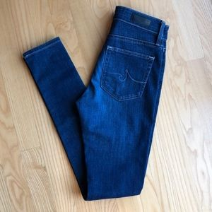 AG Farrah skinny jean.
